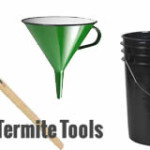 DIY Liquid Termite Treatment
