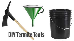 DIY Liquid Termite Treatment using Termidor